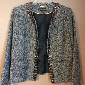 Dana Buchman Jeweled Blazer - Gorgeous